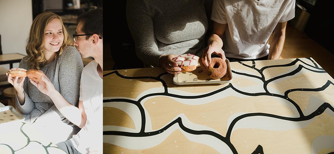 Donut Monster Hamilton - Sonia V Photo - Wedding Engagement Elopement Photographer