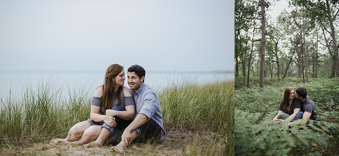 Pinery Provincial Park Grand Bend - Sonia V Photo - Wedding Engagement Elopement Photographer