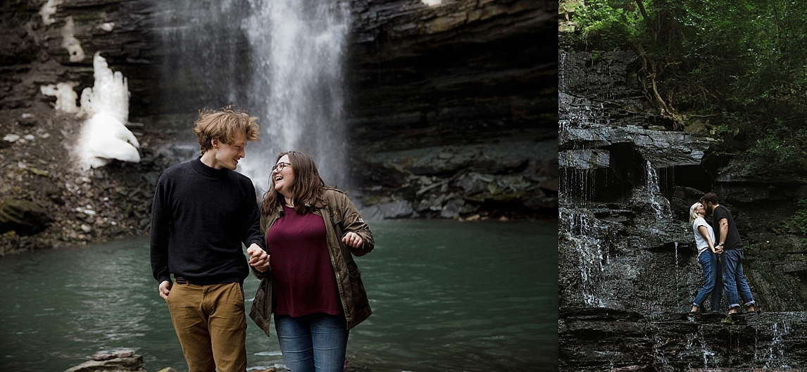 Chedoke Falls Hamilton - Sonia V Photo - Wedding Engagement Elopement Photographer