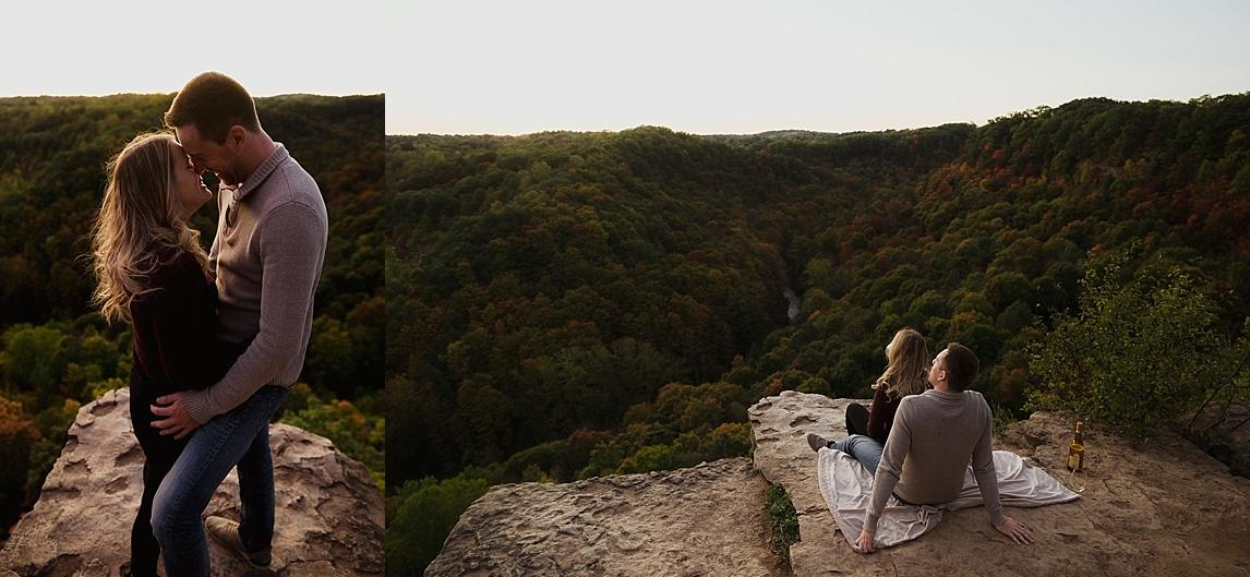 Dundas Peak - Hamilton - Sonia V Photo - Wedding Engagement Elopement Photographer