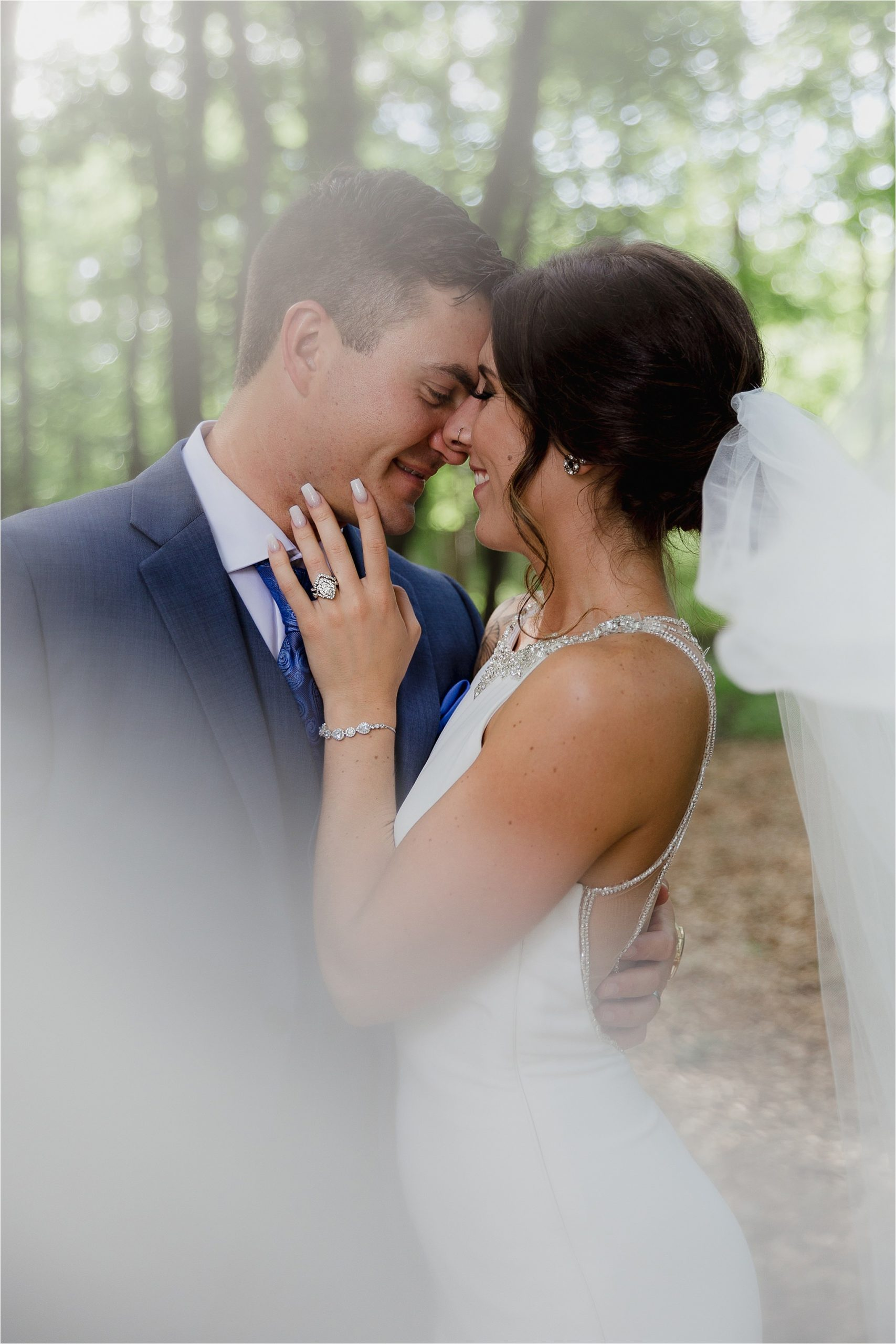 Sonia V Photography, The Clearing ceremony wedding venue, bride and groom portraits