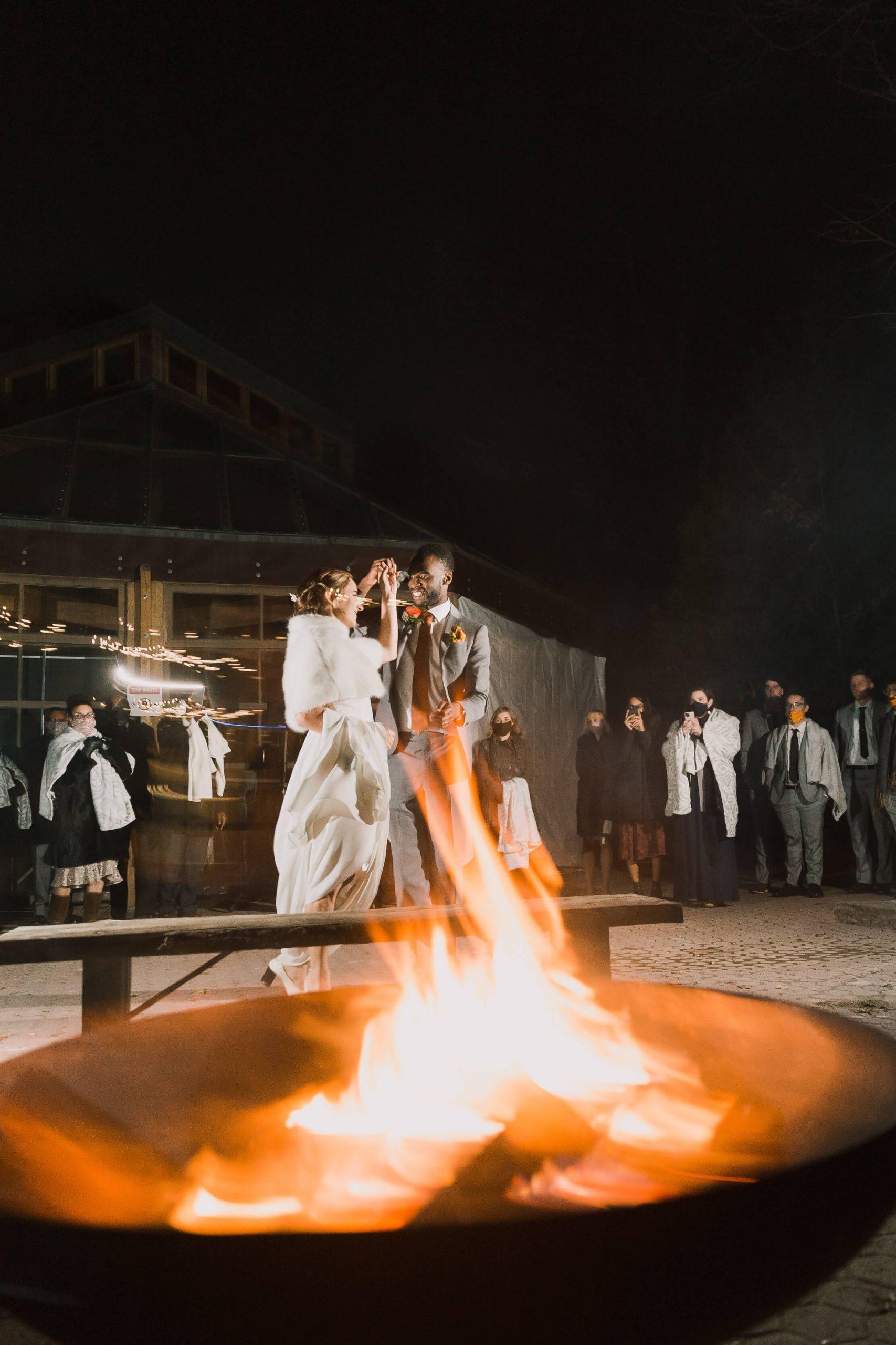 Fire Wedding - Sonia V Photo - Documentary Style Candid Photographer - Ottawa Ontario Kemptville Destination Photographer - Authentic Colour Photography - Wedding Photographer - Branding Photographer - Small Business Headshots - Engagement Photos - Family Portraits - Lifestyle